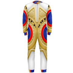Sheriff S Star Sheriff Star Chief OnePiece Jumpsuit (Men)