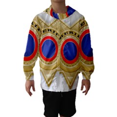 Sheriff S Star Sheriff Star Chief Hooded Wind Breaker (Kids)