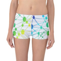 Network Connection Structure Knot Boyleg Bikini Bottoms