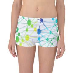 Network Connection Structure Knot Reversible Bikini Bottoms