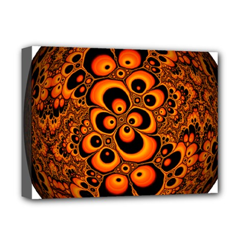 Fractals Ball About Abstract Deluxe Canvas 16  x 12