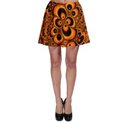 Fractals Ball About Abstract Skater Skirt