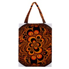 Fractals Ball About Abstract Classic Tote Bag