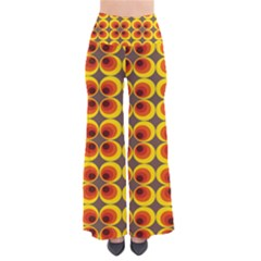 Seventies Hippie Psychedelic Circle Pants