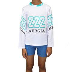 Img 5283 Kids  Long Sleeve Swimwear