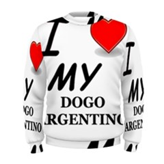 Dogo Love Men s Sweatshirt