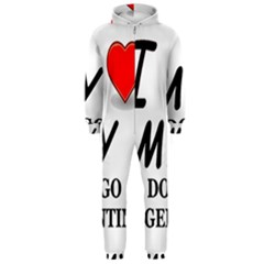 Dogo Love Hooded Jumpsuit (Men)