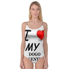 Dogo Love Camisole Leotard