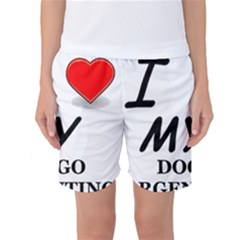 Dogo Love Women s Basketball Shorts