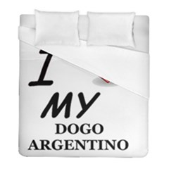 Dogo Love Duvet Cover (Full/ Double Size)