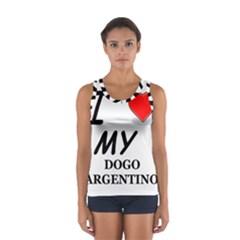 Dogo Love Women s Sport Tank Top