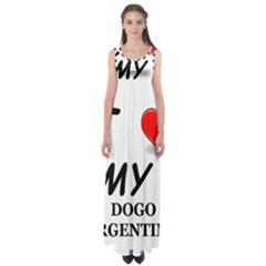 Dogo Love Empire Waist Maxi Dress