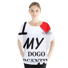 Dogo Love Blouse