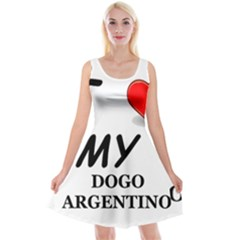 Dogo Love Reversible Velvet Sleeveless Dress