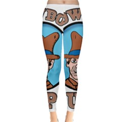 Cowboy Up Classic Winter Leggings