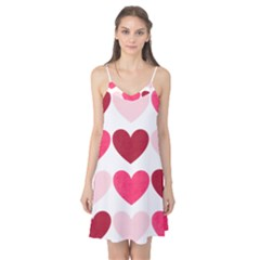 Valentine S Day Hearts Camis Nightgown