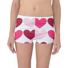 Valentine S Day Hearts Reversible Bikini Bottoms