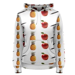 Ppap Pen Pineapple Apple Pen Women s Pullover Hoodie