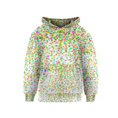 Confetti Celebration Party Colorful Kids  Pullover Hoodie
