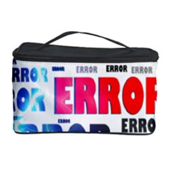 Error Crash Problem Failure Cosmetic Storage Case
