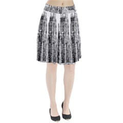 York Cathedral Vector Clipart Pleated Skirt