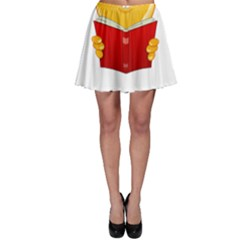 Geek Kid Skater Skirt
