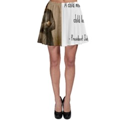 A Child is Miseducated... Skater Skirt