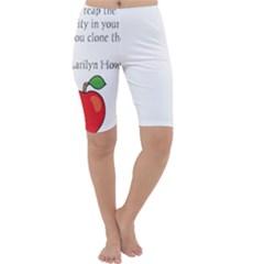 Fruit of Education Cropped Leggings