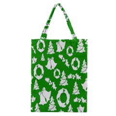Backdrop Background Card Christmas Classic Tote Bag