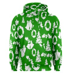 Backdrop Background Card Christmas Men s Pullover Hoodie