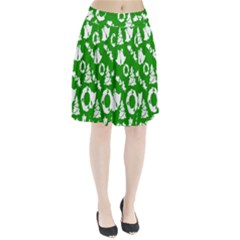 Backdrop Background Card Christmas Pleated Skirt