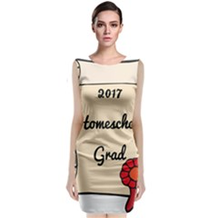 2017 Homeschool Grad! Classic Sleeveless Midi Dress