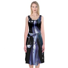 Img 1471408332494 Img 1474578215458 Midi Sleeveless Dress
