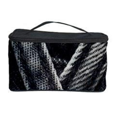 Backdrop Belt Black Casual Closeup Cosmetic Storage Case