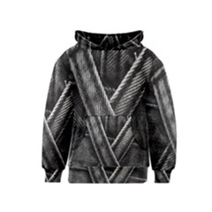 Backdrop Belt Black Casual Closeup Kids  Pullover Hoodie