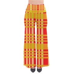 Check Pattern Pants