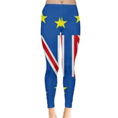 Britain Eu Remain Leggings