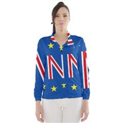 Britain Eu Remain Wind Breaker (women)