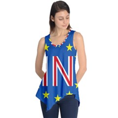 Britain Eu Remain Sleeveless Tunic