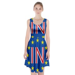 Britain Eu Remain Racerback Midi Dress