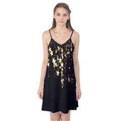 Christmas Star Advent Background Camis Nightgown