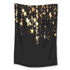 Christmas Star Advent Background Large Tapestry
