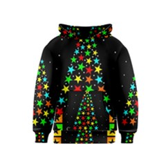 Christmas Time Kids  Pullover Hoodie