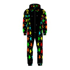 Christmas Time Hooded Jumpsuit (Kids)