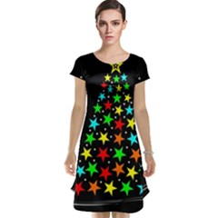 Christmas Time Cap Sleeve Nightdress