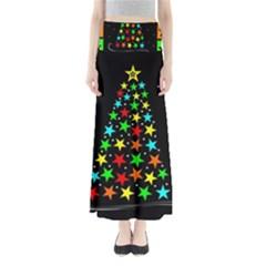 Christmas Time Maxi Skirts