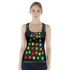 Christmas Time Racer Back Sports Top
