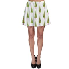 Christmas Tree Skater Skirt