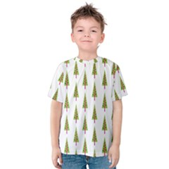 Christmas Tree Kids  Cotton Tee