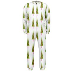 Christmas Tree OnePiece Jumpsuit (Men)